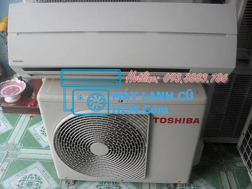 Máy Lạnh Cũ Toshiba inverter