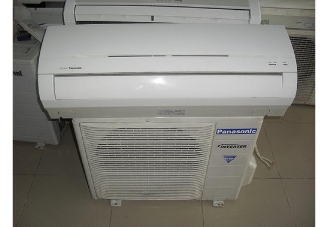 Máy lạnh cũ Panasonic inverter gas 410A ( 2hp) 2 ngựa tiêt kiệm 50% điện