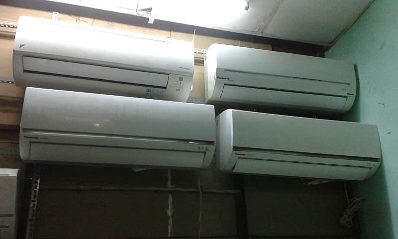 Máy lạnh cũ Panasonic inverter 1hp(1 ngựa 2012)