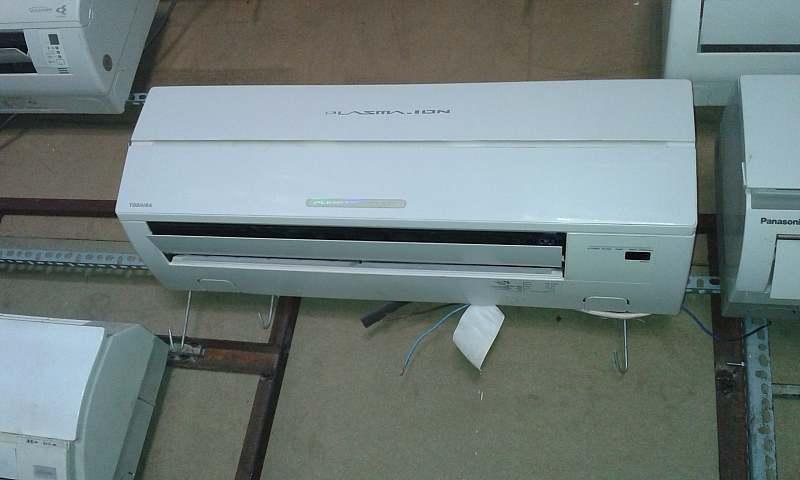 Máy lạnh cũ Toshiba 1.0 Hp Plasma