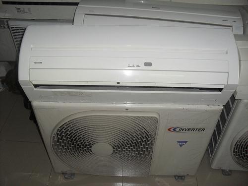 Máy Lạnh cũ Toshiba 1HP Inverter