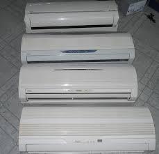Máy lạnh cũ Toshiba