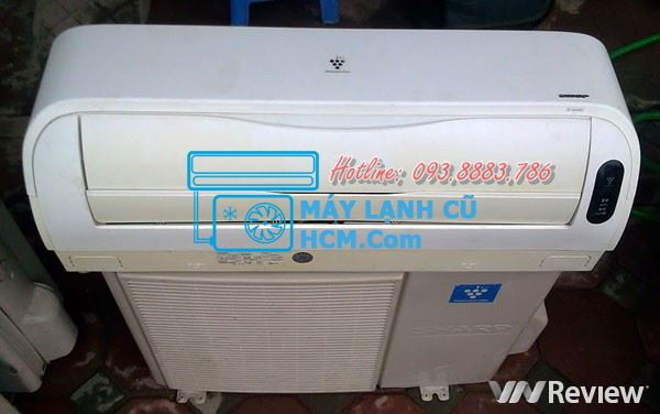 Máy lạnh cũ LG Inverter V10APM