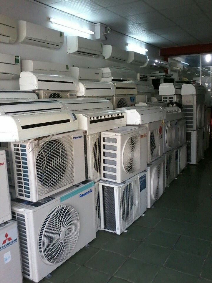 Bán máy lạnh cũ tại quận 1 tp hcm