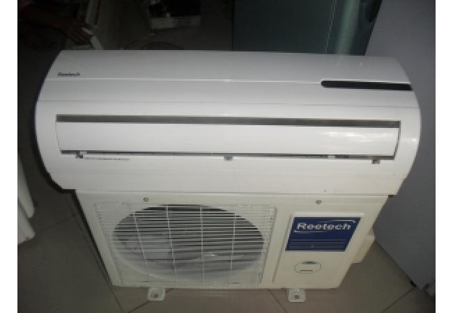 Máy lạnh Reetech 1Hp cũ tiết kiệm điện