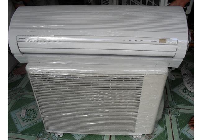 Máy lạnh cũ Toshiba 1.0 Hp