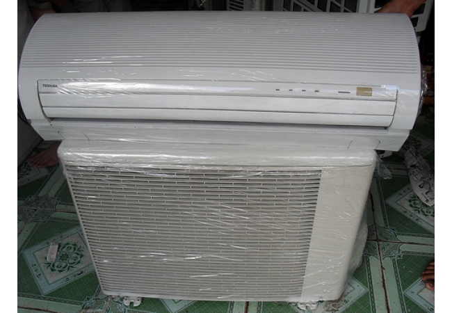 Máy lạnh cũ Toshiba 1.5Hp